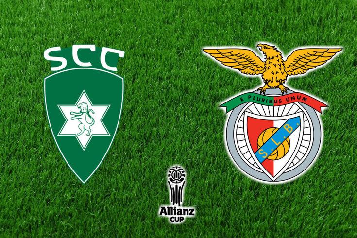 DIRETO | Covilhã-Benfica