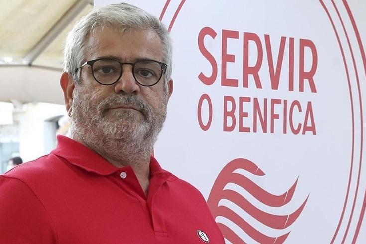 Movimento Servir o Benfica foi encabeçado por Francisco Benítez (na foto), que se juntou posteriormente