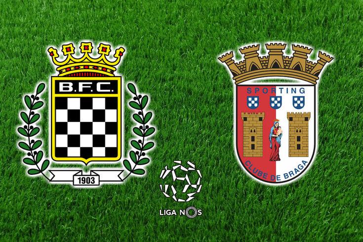 DIRETO| Boavista-Braga