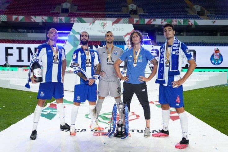 FC Porto conquistou a dobradinha em Coimbra