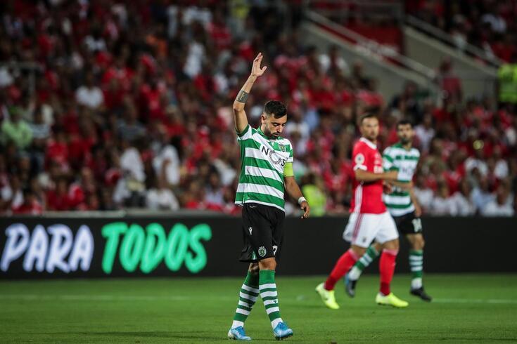 Bruno Fernandes já tem tudo acordado com o Tottenham