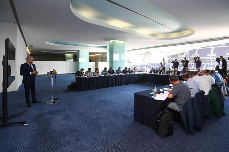 Análise ao Relatório e Contas do FC Porto