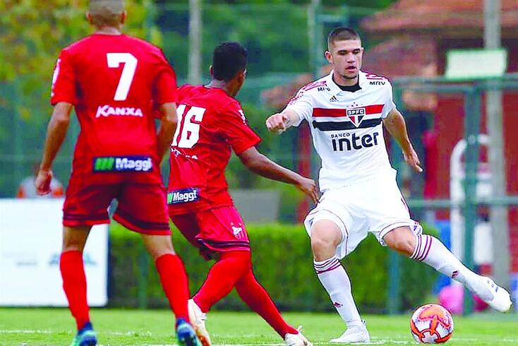 Benfica vai avançar pelo central Morato