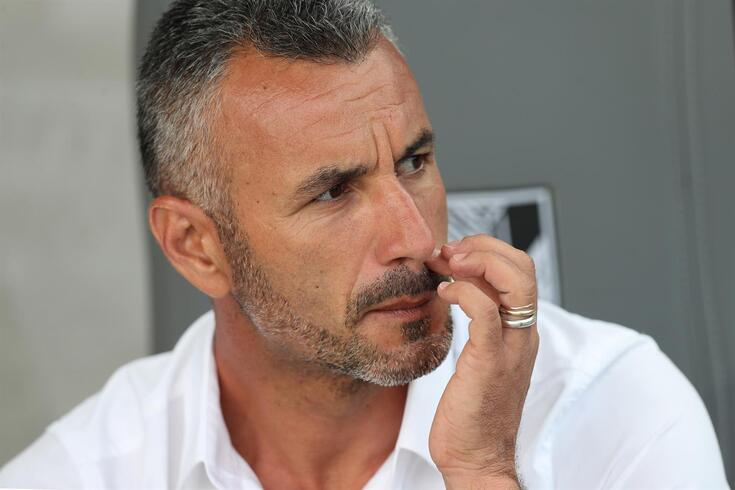 Ivo Vieira, treinador do Vitória de Guimarães