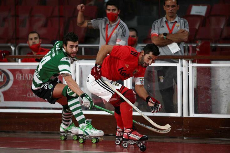 Benfica e Sporting empataram