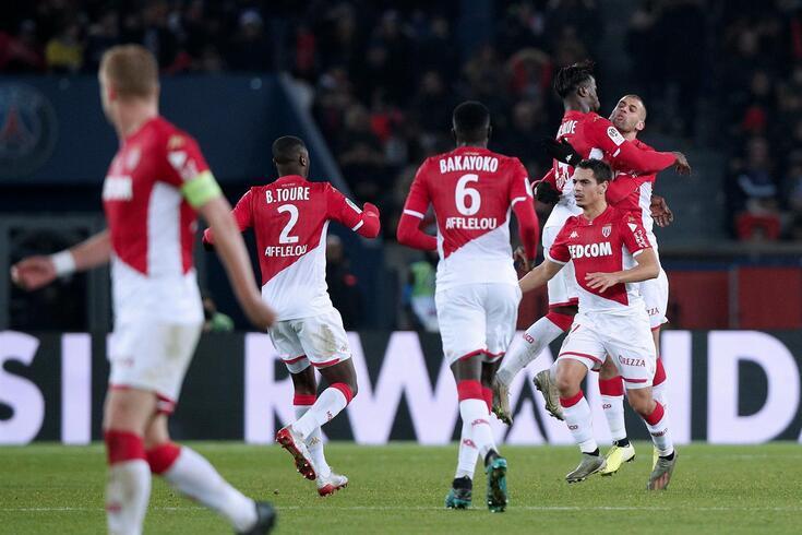 Mónaco recebeu e venceu o Montpellier