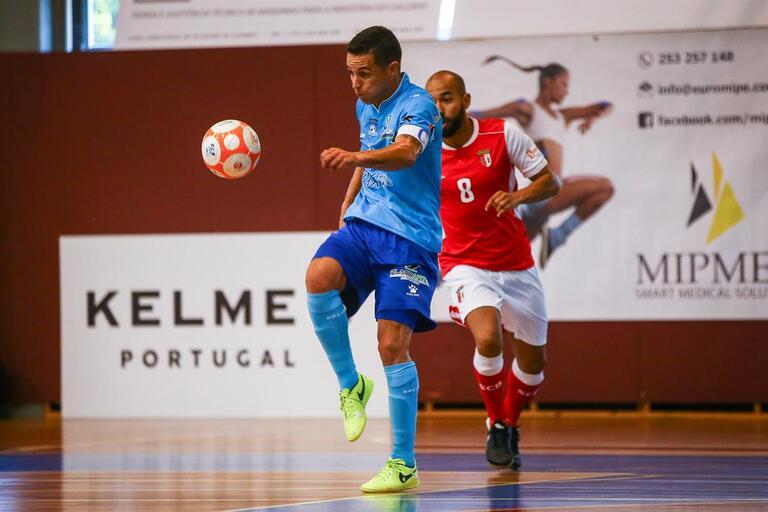 51308d0064 Taça da Liga de Futsal tem uma vaga por decidir