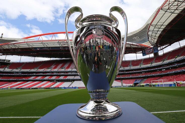 Estádio da Luz será o palco da final da Liga dos Campeões