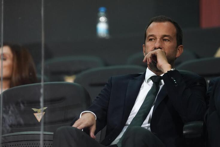 Frederico Varandas, presidente do Sporting