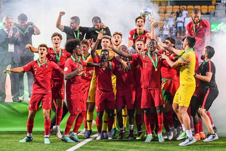Portugal é campeão europeu de sub-19 cfae35c9e7ca5