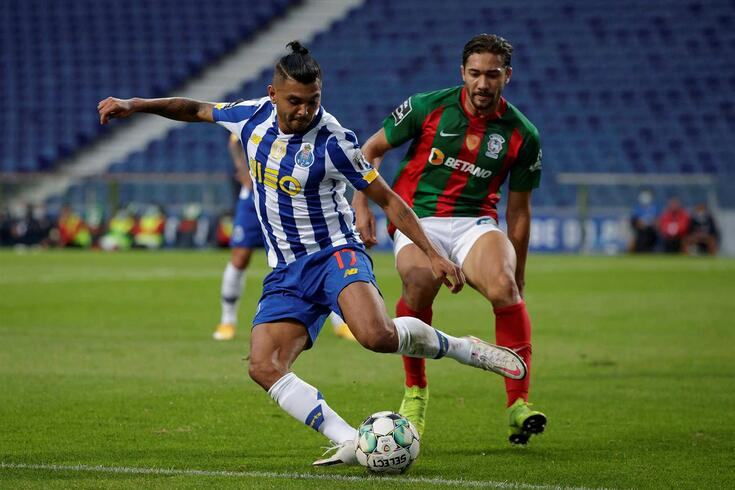 Corona, extremo do FC Porto