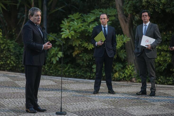 """Pinto da Costa """"sugere"""" Gomes para secretário de Estado do Desporto"""