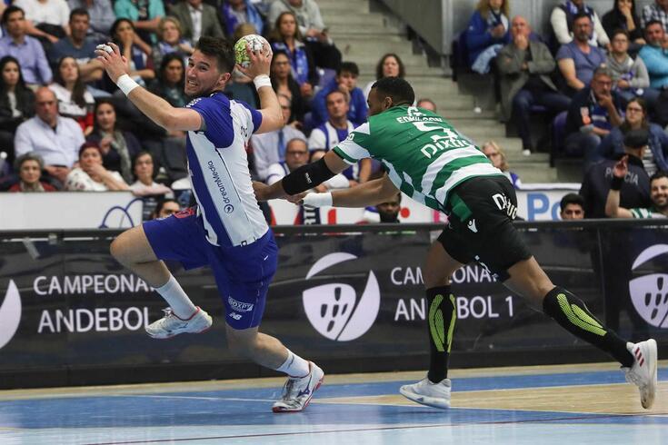 DIRETO ANDEBOL | FC Porto-Sporting