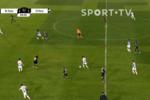 Ac. Viseu-FC Porto: o lance em que os dragões ficaram a pedir penálti