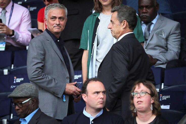 José Mourinho começa a época 2019/20 como comentador
