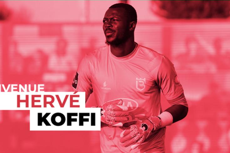 Koffi muda-se para o campeonato belga