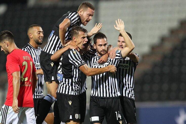 Benfica eliminado da Liga dos Campeões