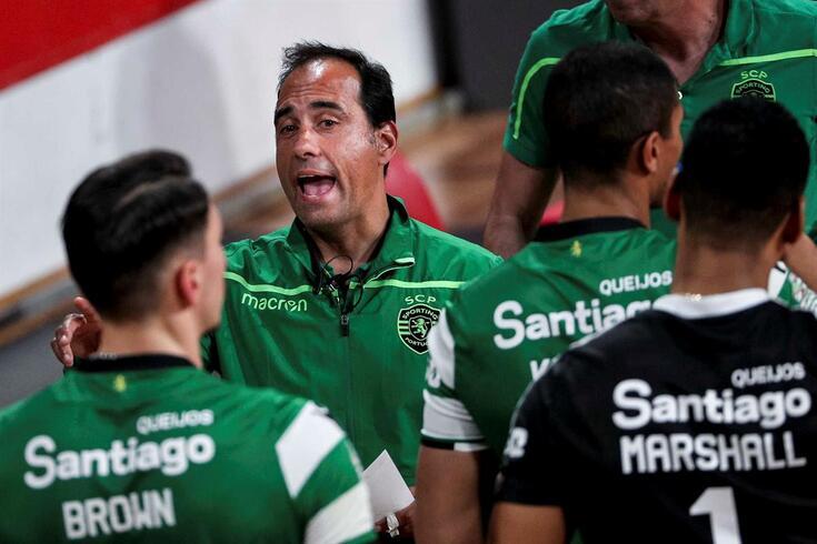 Sporting e Hugo Silva rescindiram por mútuo acordo