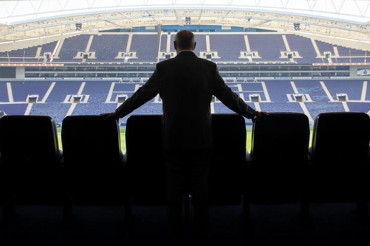 Pinto da Costa anunciou uma renovação de contrato