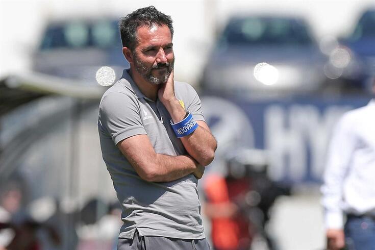 Carlos Pinto, treinador do Famalicão
