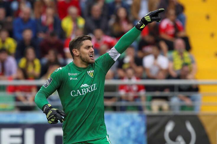 Cláudio Ramos é reforço do FC Porto