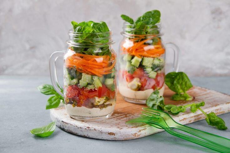 Este é o almoço mais fácil e proteico que vai preparar