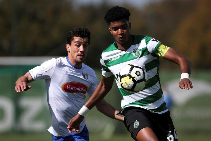 Ivanildo Fernandes, aqui ao serviço do Sporting