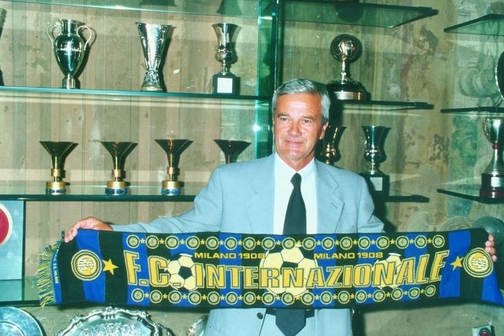 Gigi Simoni venceu uma Taça UEFA pelo Inter