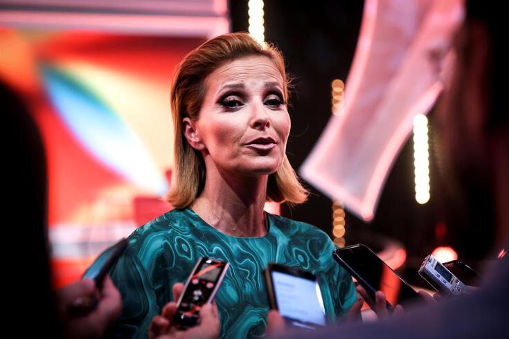 Cristina Ferreira regressou à TVI