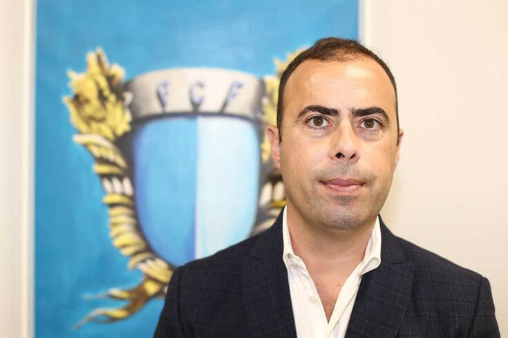 Miguel Ribeiro, presidente da SAD do Famalicão