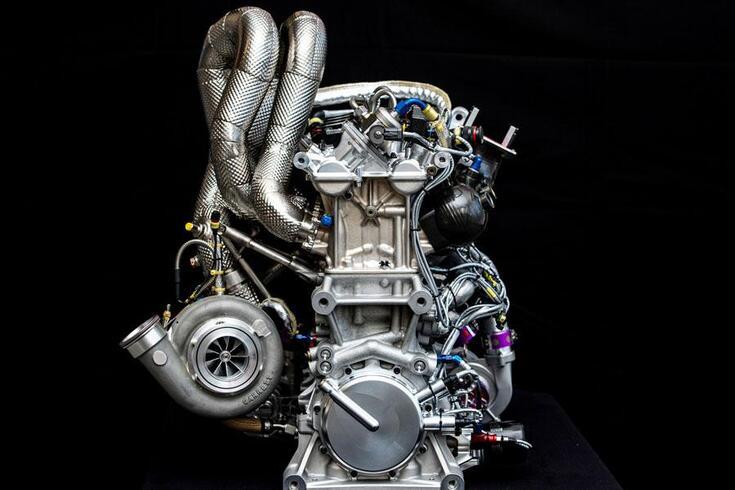 Audi tem motor 4 cilindros com mais de 610cv