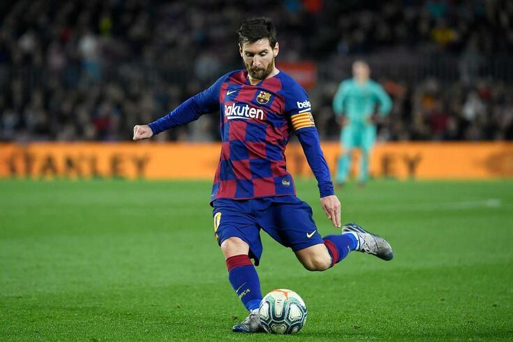 Lionel Messi, craque do Barcelona e da seleção argentina