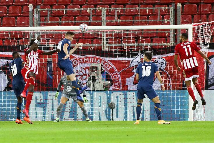 O FC Porto fechou a fase do Grupo dos Campeões com uma vitória