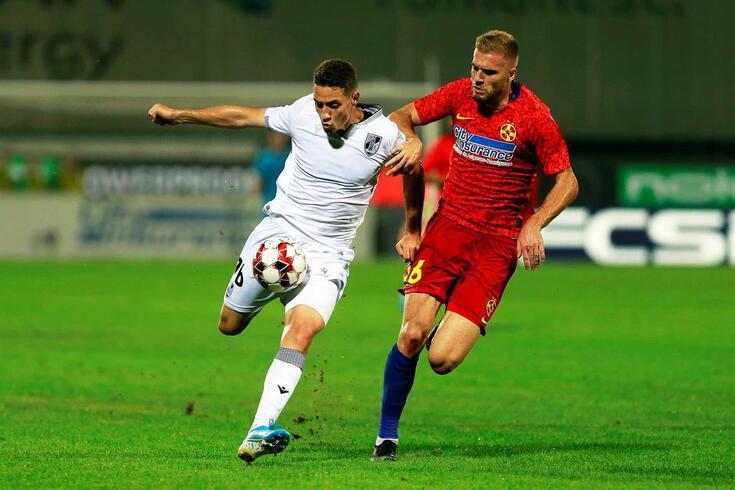 DIRETO   V. Guimarães-Steaua Bucareste