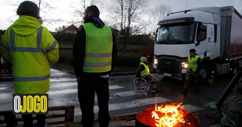 França  já têm data os jogos adiados devido aos protestos dos ″coletes  amarelos″ ede3f1a9d1c88