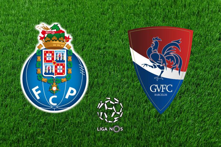 DIRETO | FC Porto-Gil Vicente