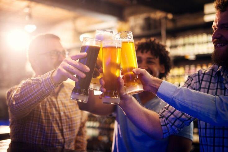 Fim-de-semana de festejos? Beba de forma inteligente