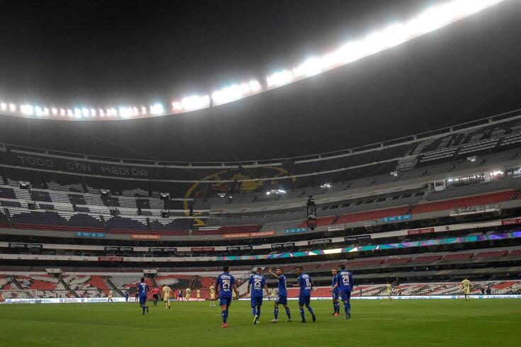 Campeonato encerrado e sem campeão no México