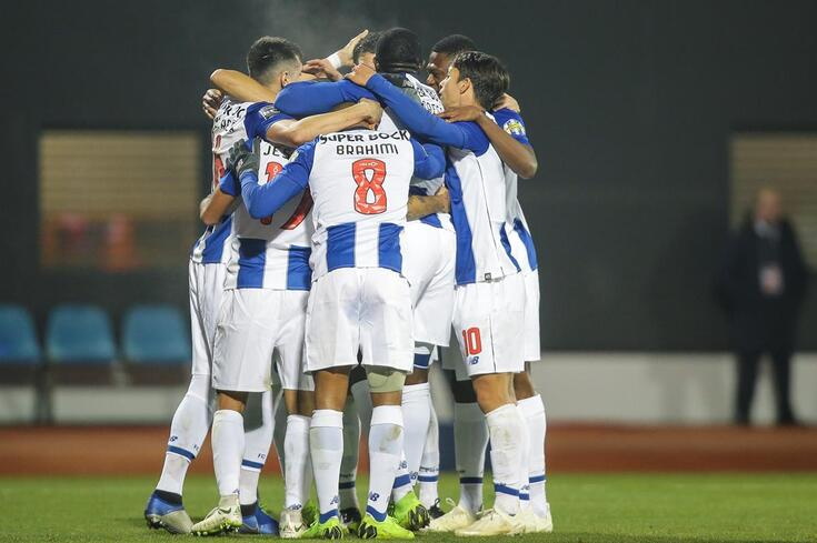 Chaves-FC Porto um a um: Singh deu luta mas Soares esteve imparável