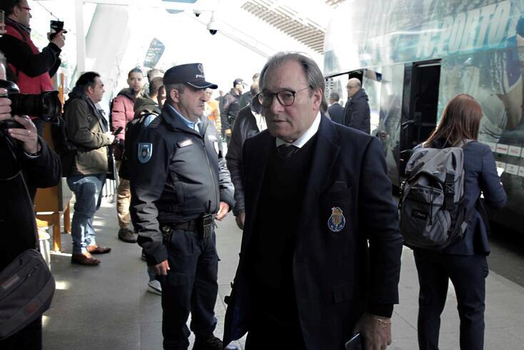Reinaldo Teles estava sob vigilância dos profissionais do São João
