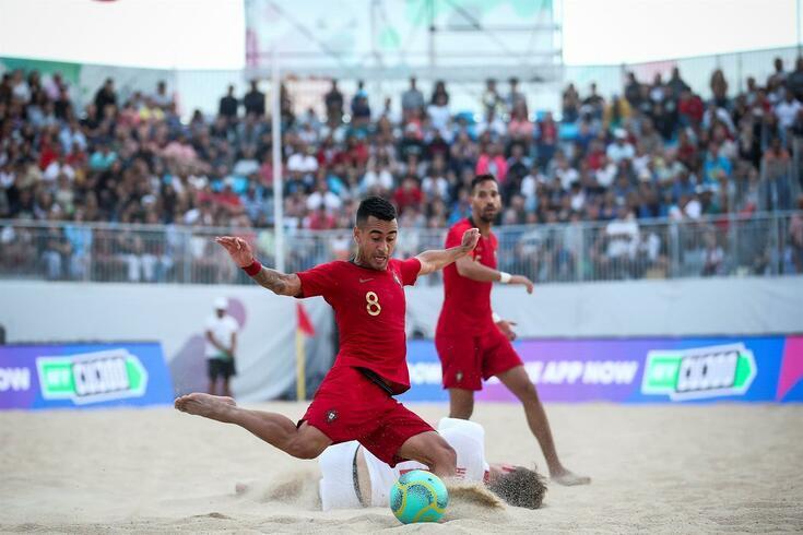 AO VIVO | Senegal-Portugal, terça-feira às 14h45