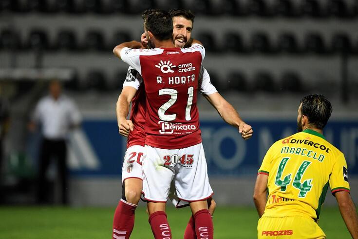 Sporting quer trio do Braga e Salvador avisa: só com Amorim pago