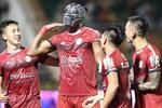 Jogadores do Ho Chi Minh City FC