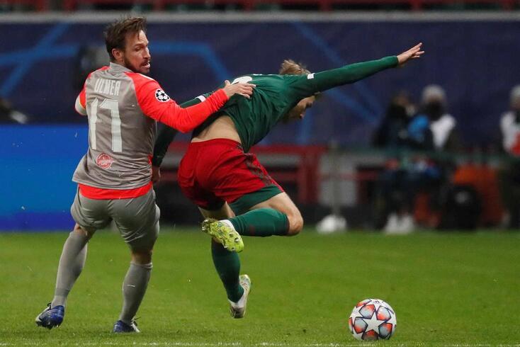 Liga dos Campeões: resultados e marcadores da quinta jornada