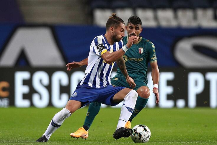 Alex Telles, lateral-esquerdo do FC Porto
