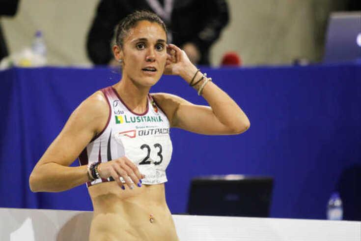 Ana Cabecinha fechou a participação portuguesa na Taça da Europa de marcha com um quinto lugar