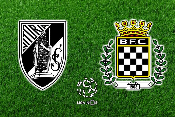 DIRETO | V. Guimarães-Boavista, 1-1