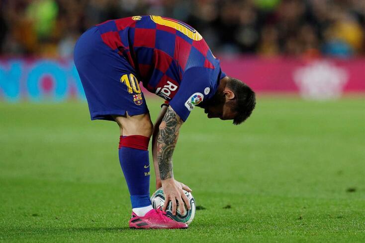 Messi faz um pedido aos fãs