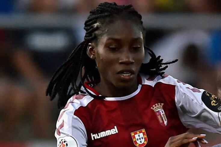Shade Pratt, jogadora do Braga