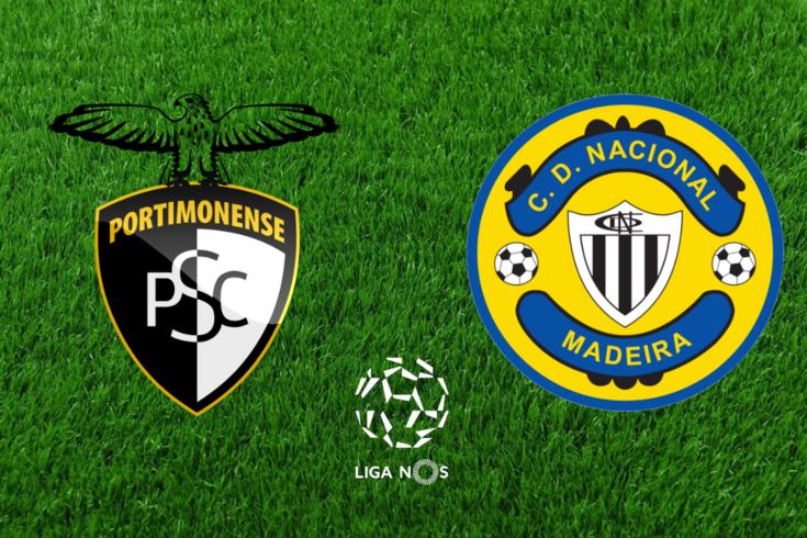 DIRETO | Portimonense-Nacional